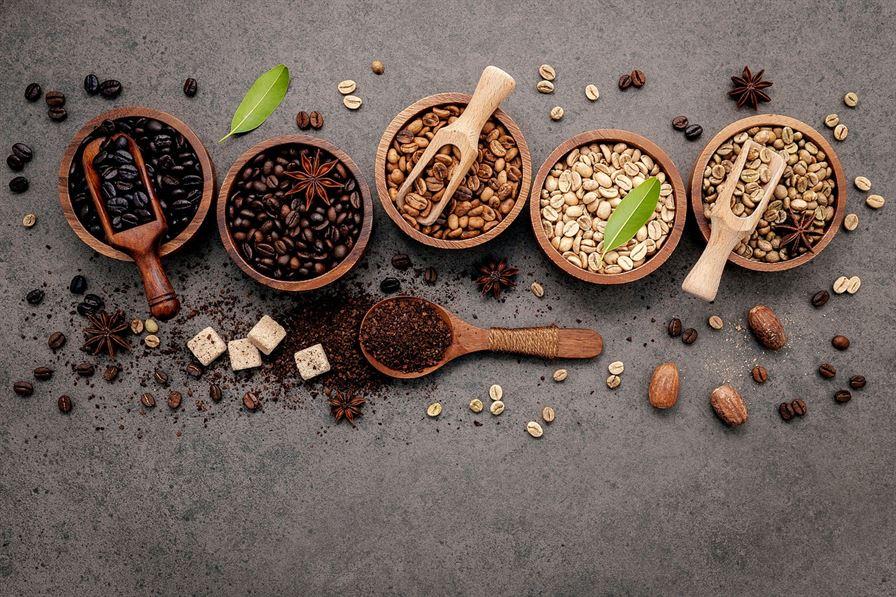espresso beans coffee beans