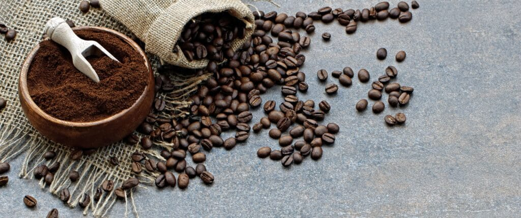 Find difference between espresso beans and coffee beans expert analysis .